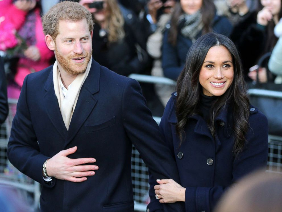 Prince Harry And Meghan Markle (Nigel Roddis/EPA)