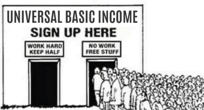 Is Universal Basic Income DOA?
