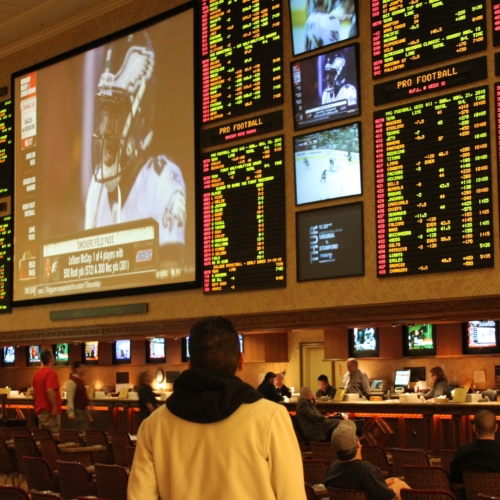 TL;DR: Handicapping Legalized Sports Betting, Grown In The USA, And Can Prison Reform Pass Go?