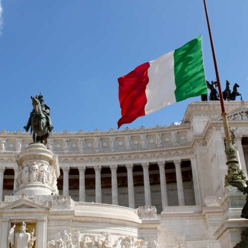 TL;DR: Italy's New Populism, AG Is VIP, And Not So Golden State