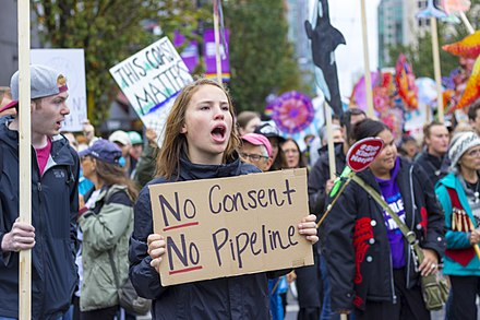 TL;DR: Pipelines Get Political, Too Big To Punish, And Death, Taxes, And Oppositional Forces
